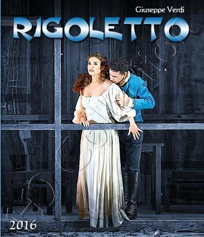 Rigoletto Vienna 2016 Dvd
