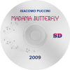Madama Butterfly 2009, Venice SD (DVD)