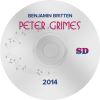 Peter Grimes 2014, London SD (DVD)