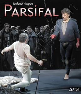 Parsifal 2018, Munich HD (Blu-ray)